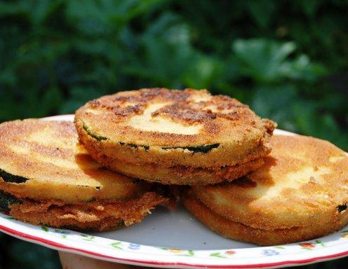 Rezept fur zucchini cordon bleu