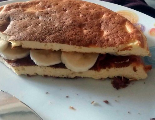 Eiweiß Pancakes Ohne Mehl Rezept