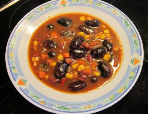 Steirische Bohnensuppe Rezept Ichkocheat