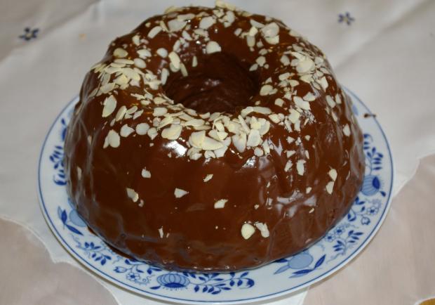 schokoladen gugelhupf
