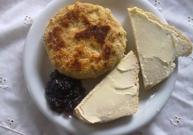 Gebackener Camembert aus dem Ofen Rezept ichkoche.at