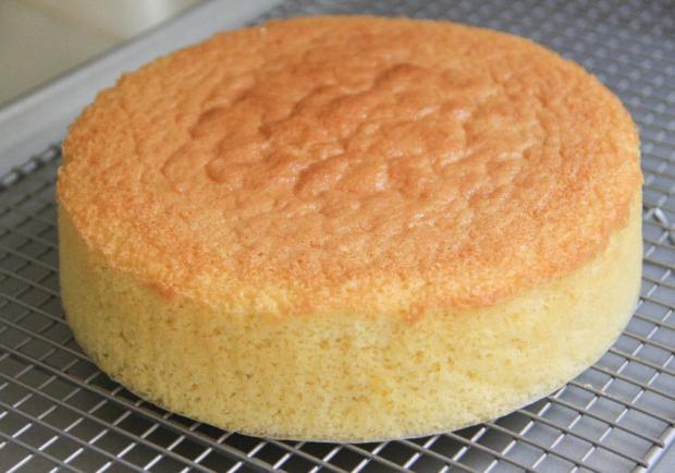 Einfacher Vanillekuchen Rezept Ichkoche At