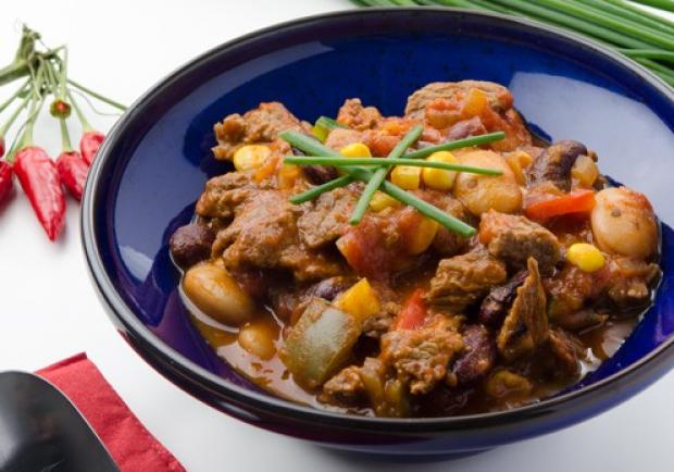 Chili Con Carne Mit Rindfleisch Rezept Ichkocheat