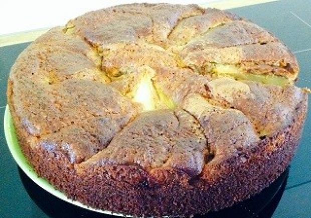 Nuss Birnen Joghurt Kuchen Rezept Ichkoche At