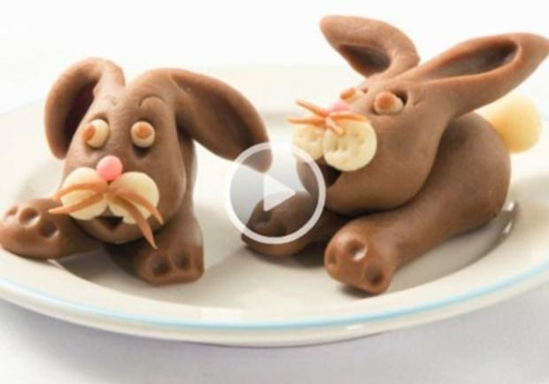 1d1f91713d Video - Süßer Hase aus Marzipan - ichkoche.at
