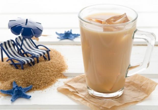iced chai latte rezept. Black Bedroom Furniture Sets. Home Design Ideas