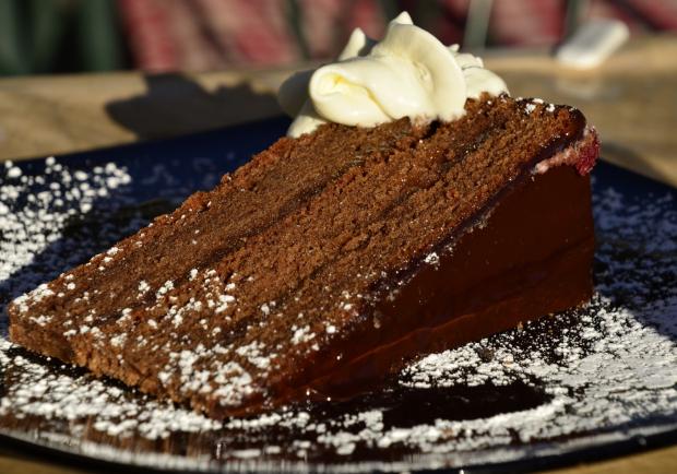 Schokolade Nuss Torte Rezept Ichkocheat