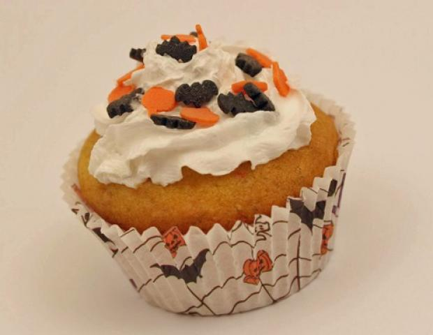 halloween muffins rezept. Black Bedroom Furniture Sets. Home Design Ideas