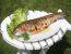 Alpski losos na žaru