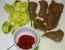 Jelenji medaljoni z omako tzatziki
