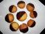 Jabolčno-čokoladni poljubčki