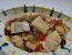 Solata z inčuni, fižolom in krompirjem