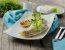 Popečena cikorija z gorgonzolo
