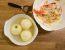 Jabolčni zavitek 1. korak: olupimo jabolka