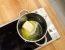 Skutin zavitek 1. korak: stopimo maslo