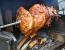Zimska peka na žaru - nabodalo z jagnječjo kračo