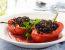 Polnjene paprike s črnim rižem