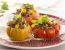 Polnjeni paradižniki z rižem