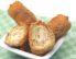 Hrustljavi krompirjevi kroketi s šunko