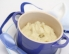Hrana za dojenčke: Kašica iz bučke in krompirja