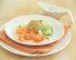 Pirini cmoki z zelenjavo in omakico iz parne pečice