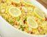 Žafranova riževa solata s piščančjimi prsmi iz parne pečice