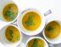 Korenčkova juha z medom in koriandrom