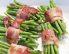 Stročji fižol s slanino
