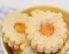 Piškoti z mandlji in marmelado