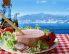 Krhki pirini žepki Samosas s curry tuna nadevom