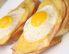 Croque Madame s prepeličjim jajcem