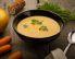 Korenčkova juha z ingverjem