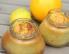 Pecivo s citrusi in pistacijami v kozarcu