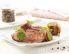 Ramstek s stročjim fižolom v slanini