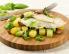 Morski list s kumarično solato