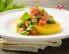 Koruzni hlebčki s salso iz avokada in lubenice