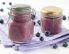 Kremasta borovničeva marmelada z vanilijo